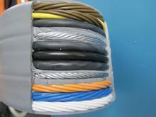 YFFB扁平抗拉行车起重机电缆