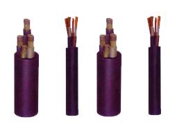 ZR-YVFR 3*50+1*35柔性阻燃电缆