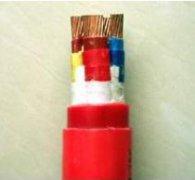 JGGP 3*35+1*16硅橡胶绝缘硅橡胶护套铜编织屏蔽安装线