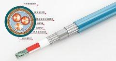 抗工频信号电缆WBFPFPZ3×7×0.2