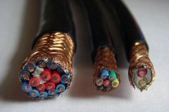 YKVFRG/4φ-0.45/0.75KV 37×1.5加钢丝承拉控制软电缆