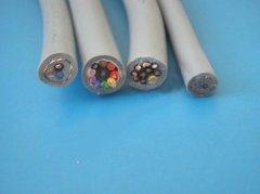 耐低温柔性拖链电缆(耐寒电缆)