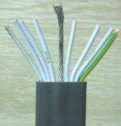 YBP-J,YFBPG钢丝加强型铜丝屏蔽扁电缆