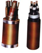 矿用橡套电缆/矿用橡套软电缆