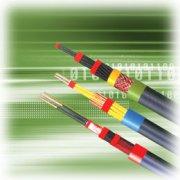 KFFP 10*1.0氟塑料绝缘耐高温控制电缆
