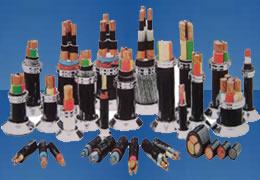 交联聚乙烯绝缘耐火电力电缆