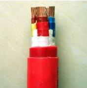 硅橡胶耐热控制电缆