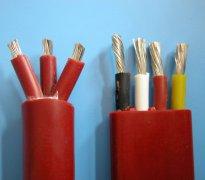 硅橡胶绝缘及护套电力电缆