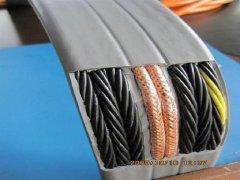 电梯随行控制电缆(带屏蔽)TVVBP,TVVBPG