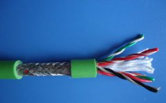 耐弯曲双绞屏蔽拖链电缆