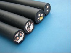 TRVVP-K 高柔性拖链电缆