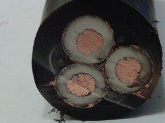 卷筒高压电缆