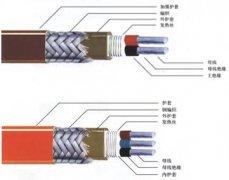 管道电伴热、供水管道专用电伴热带