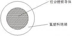 氟塑料高温线