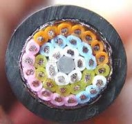 额定电压450V/750V阻燃电子计算机电缆