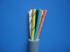 超柔软拖链系统控制电缆