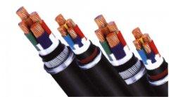 聚氯乙烯绝缘阻燃电力电缆