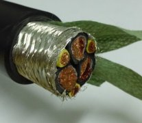 电机连接控制系统屏蔽电缆