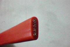 YGVFCB硅橡胶扁平电缆