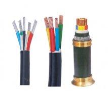0.6/1KV聚氯乙烯绝缘护套电力电缆