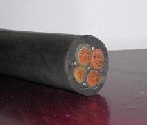 矿用采煤机屏蔽橡套软电缆