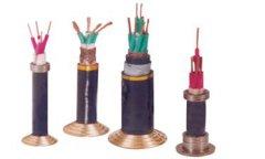 控制电缆执行标准及结构图