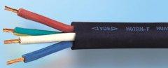 H07RN-F(H05RN-F)橡套软电缆