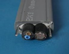 扁平视频电缆 TSYV2G-75-5+RVV 2*1.0