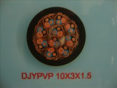 DJYPVP 1*3*1.5计算机电缆