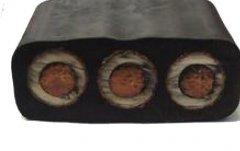 YJGCFPB-10KV 3*35+3*16/3移动设备卷筒用电缆