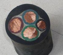YC 3*50+1*25 橡套电缆