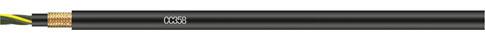 PUR甲胄式双护套拖链系统屏蔽动力电缆
