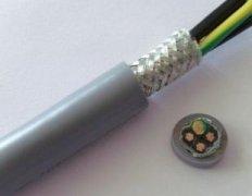 YSLYCY-JB/OB [彩色芯线] 双护套电缆