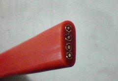 YGGB,YGCBP硅橡胶移动用扁平软电缆