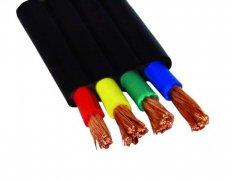 YVFB,YVFPB丁腈绝缘耐寒移动扁平软电缆