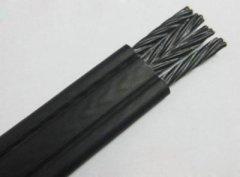 拖拽扁电缆