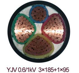 点击查看大图:ZR-YJV交联聚乙烯绝缘聚氯乙烯护套电力电缆