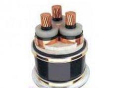 35KV高压铜芯电力电缆