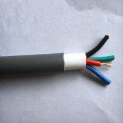 氟46(进口PFA)绝缘和护套耐高温控制电缆