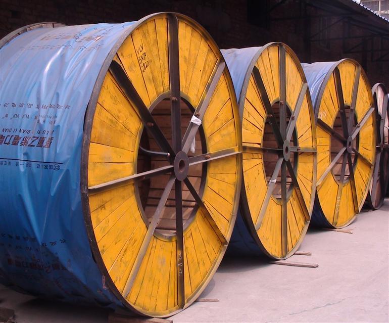 交联聚乙烯绝缘聚氯乙烯护套阻燃电力电缆