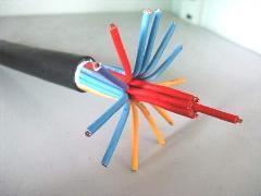 (K)YVFR、(K)YVFRP丁腈绝缘与护套控制软电缆