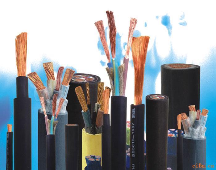 橡胶电缆(图)