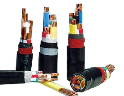 VV电力电缆图片