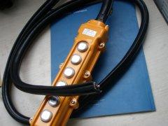 2芯-30芯带钢丝圆型电动葫芦电缆RVVY2G