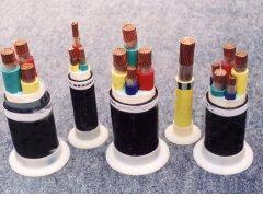 阻燃电缆系列产品型号与名称