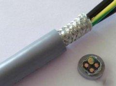 PUR(聚氨酯)高柔屏蔽拖链电缆