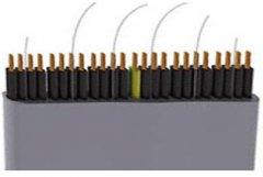 H05V3V3H6-FH05V3V3D3H6-F货梯/电梯扁平电缆
