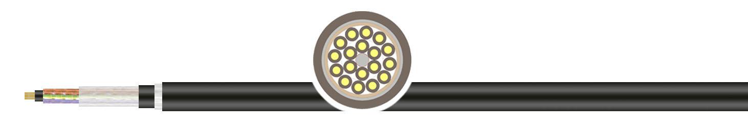 卷筒机电缆
