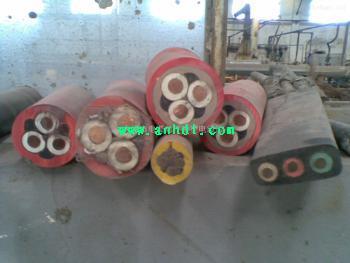 AJGGRB32抗拉耐高温耐磨电缆/耐高温扁平电缆价格