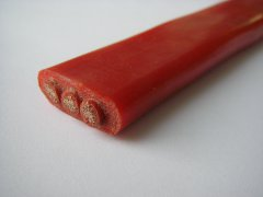 YGGB,YGCB,YGZB,VFGBR,YFGCB硅橡胶耐高温、防腐、耐油扁平电缆